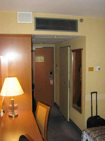Scandic Wroclaw: Room