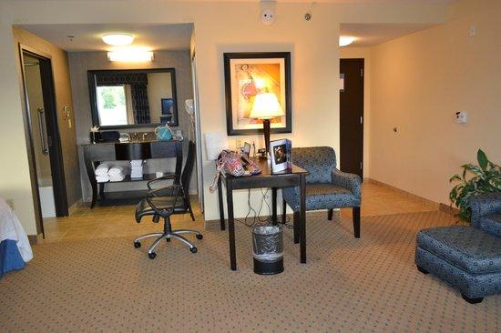 Hampton Inn and Suites Mt Juliet: Room view