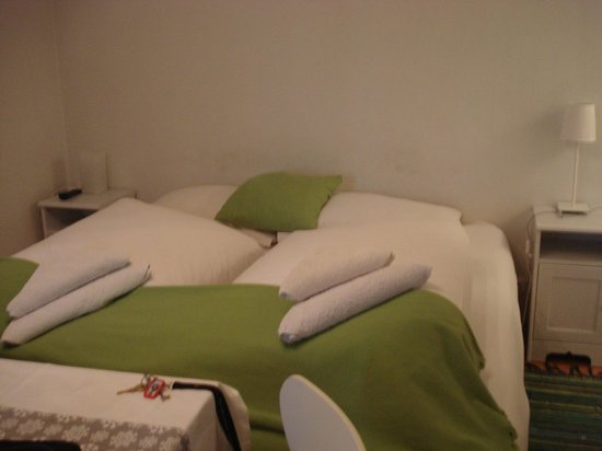 Pension Junger Fuchs Hotel: Double Bed
