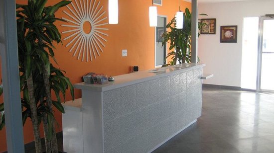 Knights Inn Miami Motel Bianco: Reception