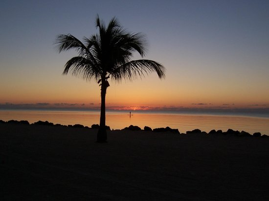 Islander Resort: sunrise - so lovely