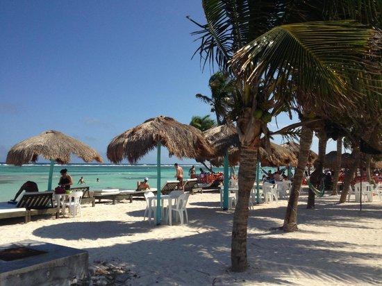 Koox Matan Ka'an Hotel: Playa Mahahual