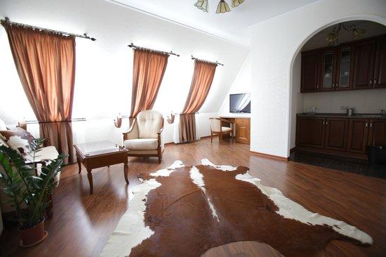 Edem Business Hotel: De Luxe Room