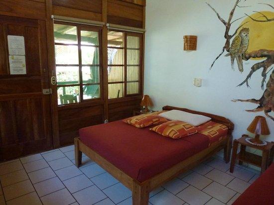 Giardino Tropicale: Zimmer