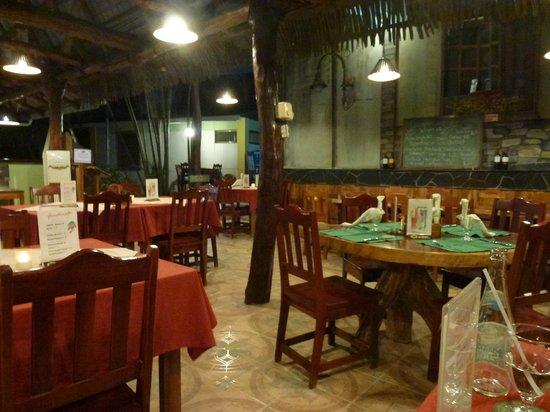 Giardino Tropicale: Restaurant