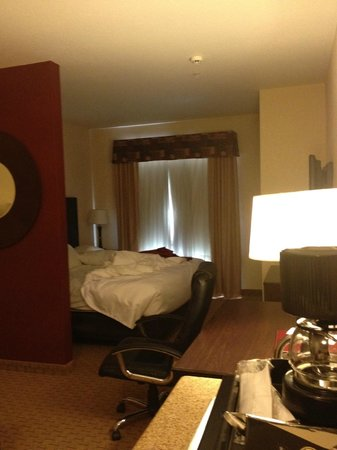 Comfort Suites Barstow: King Room