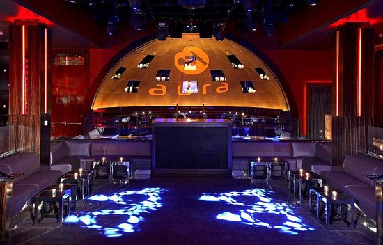 Aura Nightclub At Atlantis Paradise Island Bahamas Top