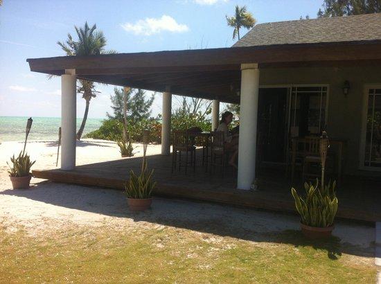 Swain's Cay Lodge: restaurant