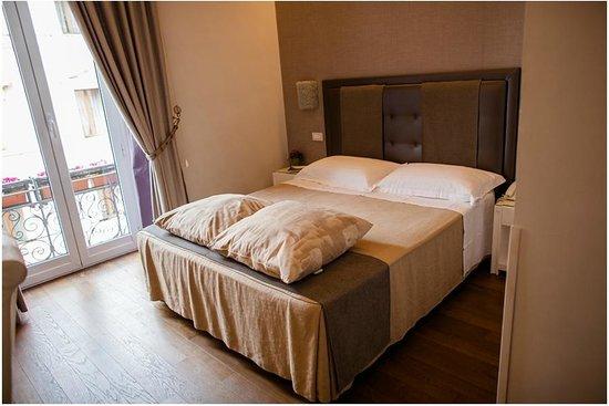โรมา บูติค โฮเต็ล: Room
