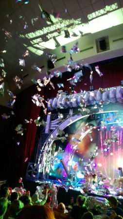 Cosmos Concert Hall