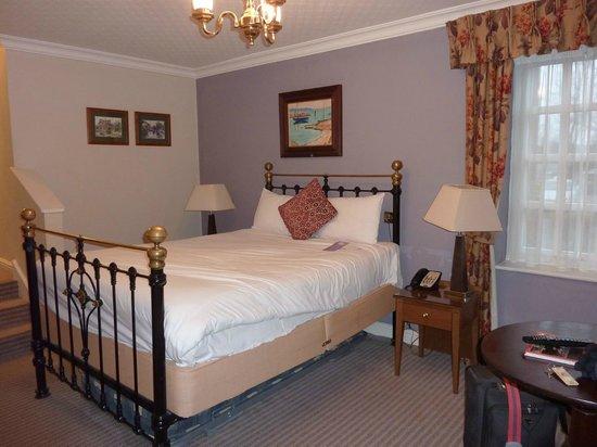 Etrop Grange: Bedroom