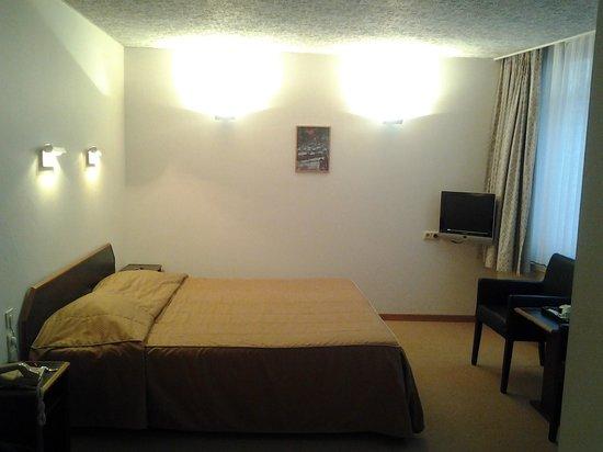 Hotel Prinse : Bed