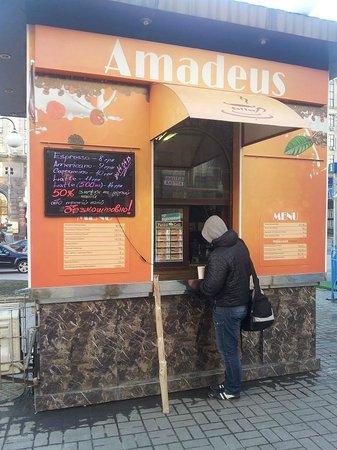 Amadeus Coffee Point
