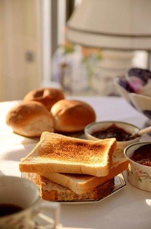 Drumorell: breakfast