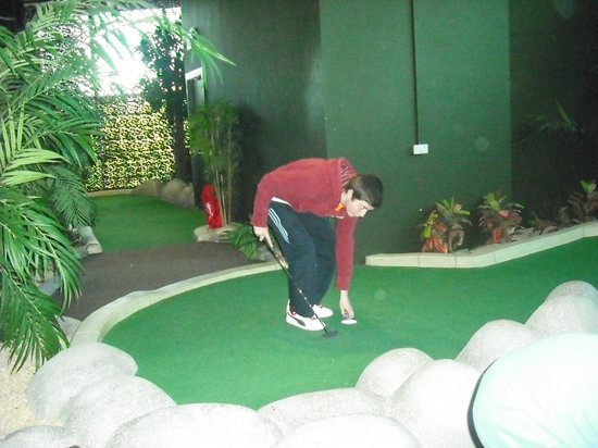 Rainforest Adventure Golf, Dundrum