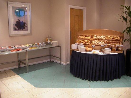 Radisson Blu Hotel, Manchester Airport: Breakfast