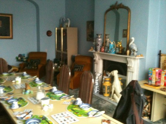 Toad Lodge Guest House: Breakfast room