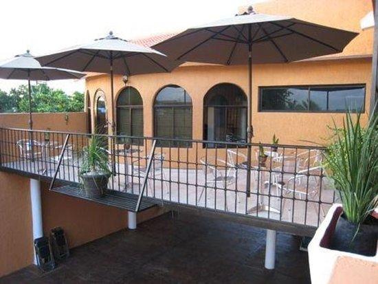 Baja Sol Suites: TERRAZA