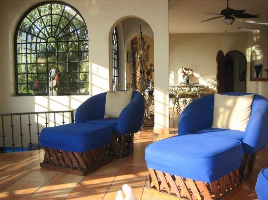Casa Amorita: Casa living room
