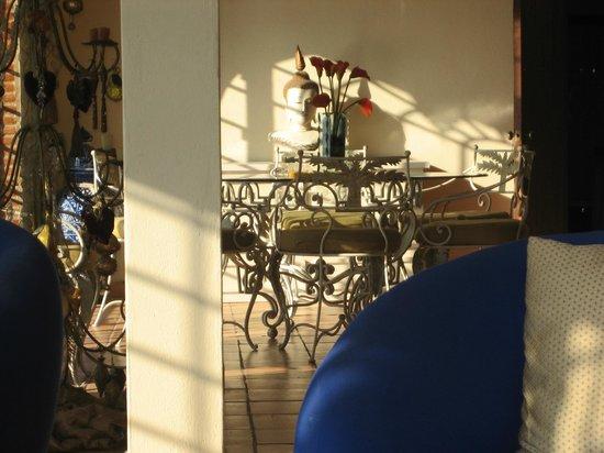 Casa Amorita: Dining area