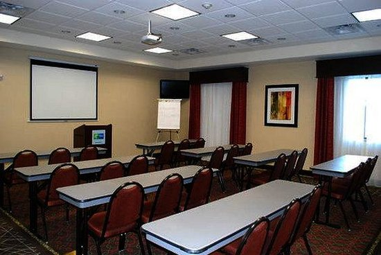 Meeting Room Picture Of Holiday Inn Express Houston