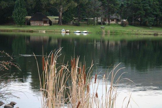 Lake Naverone Holiday Cottages : Lake Naverone