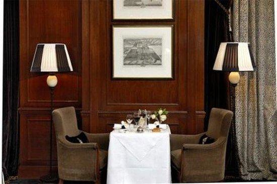 Hotel 41: Restaurant