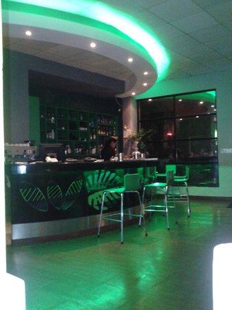 Greenhouse Restaurant : Bar
