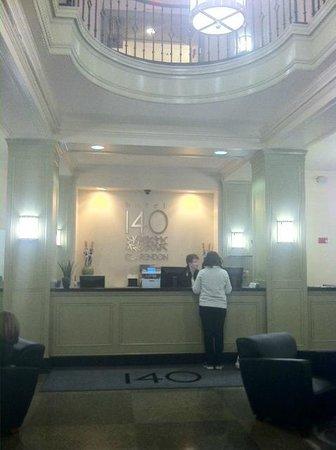 Hotel 140: Front Desk