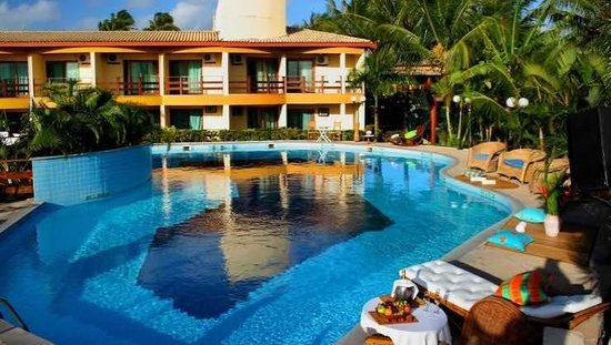 Sueds Plaza Hotel Geral: Sueds Pool