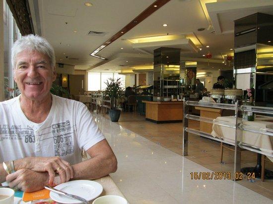 Hotel Miramar: Breakfast in the hotel