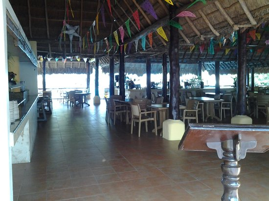 Allegro Cozumel: lunch restaurant
