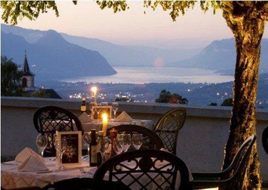 Restaurant Domaine Des Saints Pere