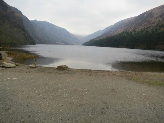Day Tours Unplugged: Lake at Glendalough