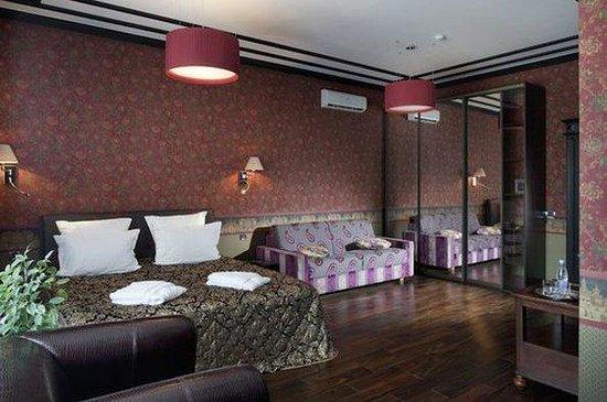La Gioconda Boutique Hotel: Guest room