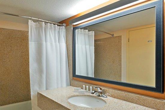 Fairfield Inn Denver Cherry Creek : Guest Bathroom