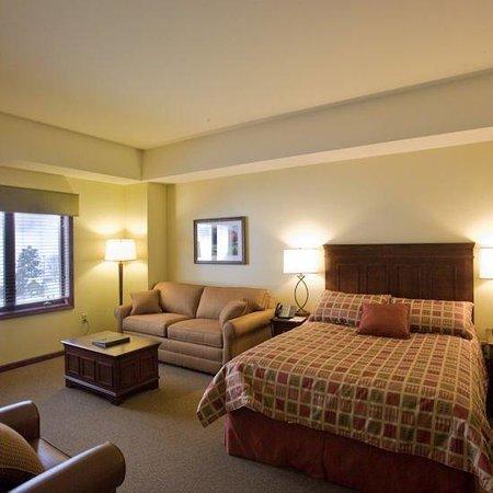 Tamarack Club: Tamarack Deluxe Hotel Room