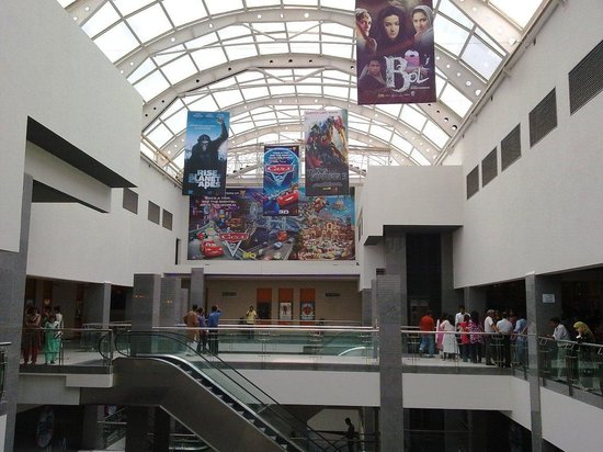 Atrium Mall And Cinema Karachi Pakistan Top Tips