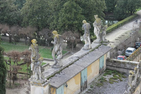 Battaglia Terme, Italy: Particolare ingresso principale