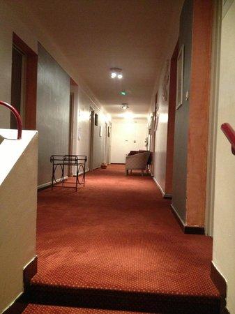 Hotel Relais du Lac : Couloir 1er étage