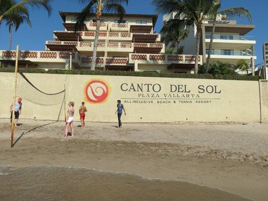Canto Del Sol Plaza Vallarta: Beach