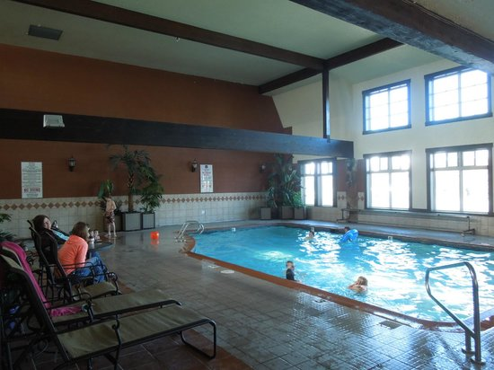 Best Western Plus Weston Inn: Pool
