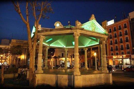 Ciros Hotel: Exterior View