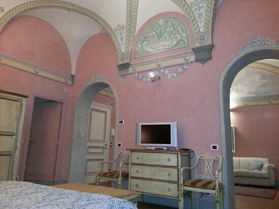 Firenze Suite: la nostra splendida suite