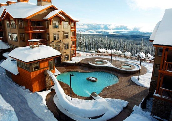 Sundance Resort at Big White Ski Resort: Sundance Exterior