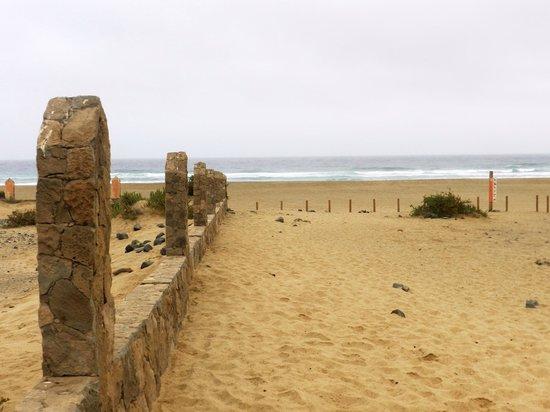 Playa de Cofete: Cimitero di Cofete