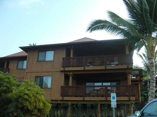 Wyndham Kona Hawaiian Resort: Resort Units (1 upstairs, 1 downstairs)