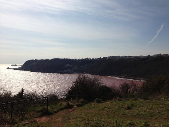 Seabreeze at Babbacombe: The bay at Babbacombe