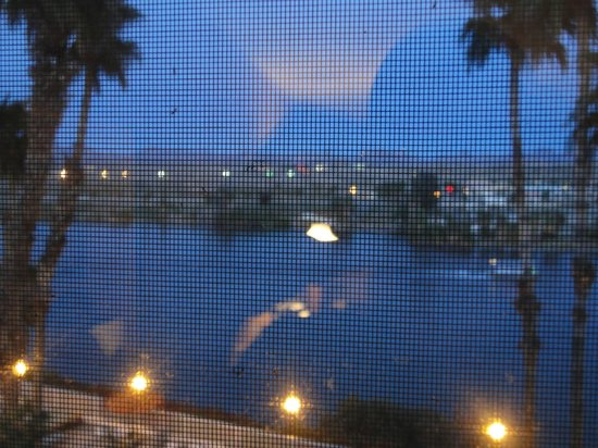 Golden Nugget Laughlin: view from hotel room