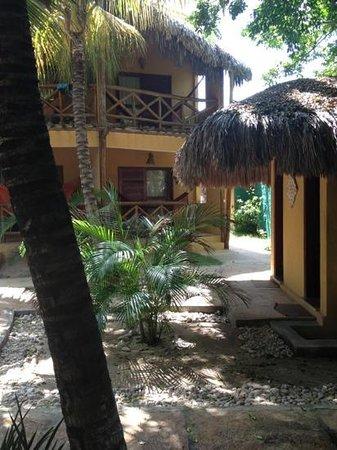 Pousada Kitecabana Cumbuco: Entrada da pousada